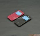 "Bao da cầm tay iPhone 7 (4.7""), hiệu Besaus, có của sổ view"