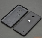 Nắp lưng (nắp đậy pin) Microsoft Lumia 550 màu đen_back cover
