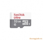 Thẻ nhớ MicroSDHC SanDisk Ultra 32GB 48MB/s 2015