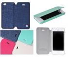 Bao Da iPhone  5C ( HOCO Star Series ) Leather Flip Case