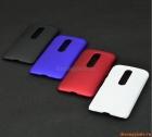 Ốp lưng nhựa màu sắc cho Motorola Moto G4
