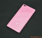 Thay kính lưng Mi Note & Mi Note Pro (5.7inchs) màu hồng Glass Back Cover