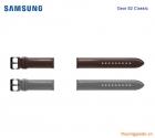 Dây đeo tay thay thế cho Samsung Gear S2 Classic Chính Hãng