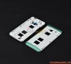 Xương lưng HTC One 2 Sim (One M7 2sim), htc 802w, htc 802t Màu Trắng Bạc