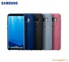 Ốp lưng Alcantara cho Samsung Galaxy S8/ G950 (hàng chính hãng Samsung)