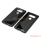 Ốp lưng silicon LG V20 màu đen, hiệu S-Line