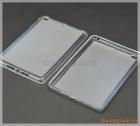 Ốp lưng silicone iPad mini 1/ iPad mini 2/ iPad mini 3/ iPad mini 4 (lưng mờ đục)