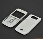 Vỏ Nokia E63 trắng sữa (mặt trước+mặt sau+phím)