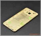 Thay vỏ Samsung Galaxy C9 màu vàng champagne (hàng zin tháo máy)