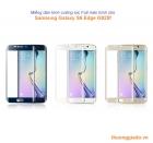 Miếng dán kính cường lực bao trùm toàn bộ màn hình Samsung Galaxy S6 Edge G925f