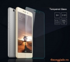 Miếng dán kính cường lực cho Redmi 3 Tempered Glass