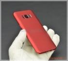 Ốp lưng nhựa cứng Samsung S8/ G950 màu đỏ, Touch Series
