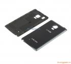 Nắp lưng Samsung Galaxy Note Edge N915 Màu Xám Đen Chính Hãng