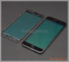 """Thay kính (ép kính) màn hình iPhone 7 Plus (5.5"""") màu đen, có sẵn gioăng nhựa"""