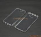 Ốp lưng silicone Samsung A8 (2016), Samsung A810 (loại siêu mỏng, ultra thin soft case)