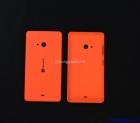 Nắp lưng lumia 540, Nắp đậy pin Microsoft Lumia 540 Màu Da Cam