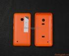 Nắp lưng Microsoft Lumia 530 Màu Cam