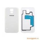 Nắp lưng (nắp đậy pin) Samsung Galaxy S5 SM-G900 Màu Trắng Chính Hãng