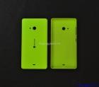 Nắp lưng_Nắp đậy pin Microsoft Lumia 540 Màu Xanh Nõn Chuối