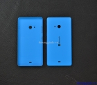 Nắp lưng-Nắp đậy pin Microsoft Lumia 540 Màu Xanh Da Trời