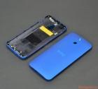 Nắp lưng HTC One E8 (nắp đậy pin, vỏ máy) màu xanh dương
