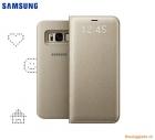 Bao da Samsung Galaxy S8/ G950 Led View Cover (màu vàng gold)