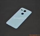 Nắp lưng (nắp đậy pin) LG Google  Nexus 5X Màu xanh nhạt Original Back Cover