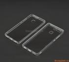 """Ốp lưng trong suốt Huawei P9 (5.2""""), loại lưng cứng viền mềm"""