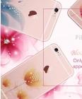 Ốp lưng đính đá cho iPhone 6S_iPhone  6 Plus ( Pink Lady )