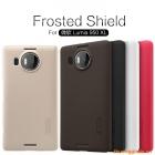Ốp lưng Microsoft  Lumia 950 XL (Loại sần, hiệu NillKin) Super Frosted Shield