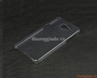 Ốp lưng Samsung Galaxy  A7 (2016)/ Samsung A710 nhựa cứng trong suốt