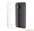 Ốp lưng HTC One M9 nhựa cứng trong suốt hiệu iMak