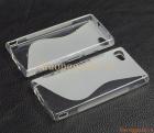 Ốp lưng silicon cho Sony Xperia  Z5 Mini (Hiệu S Line) TPU Soft Case
