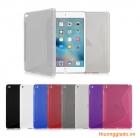 Ốp lưng silicon iPad  mini 4 (Hiệu S-Line )