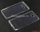 Ốp lưng silicon Samsung Galaxy On7 SM-G6000 (Trong suốt và siêu mỏng)