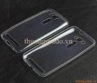 "Ốp lưng silicone Asus Zenfone 2 Laser (5.0""), loại siêu mỏng, ultra Thin Case"
