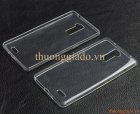 Ốp lưng silicon siêu mỏng OPPO  R7 Plus Ultra Thin Case