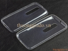 Ốp lưng silicon trong suốt cho Moto G3 G2015 Ultra Thin Case