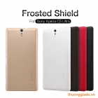 Ốp lưng Sony Xperia C5 Ultra (Hiệu NillKin, Super Frosted Shield)