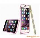Ốp viền bumper iPhone 5S/ iPhone 5/ iPhone SE hiệu CoteetCi có đính đá