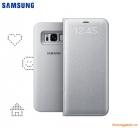 Bao da Samsung Galaxy S8/ G950 Led View Cover (màu bạc)
