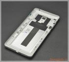 Thay vỏ (nắp lưng) Lenovo Vibe P1, Lenovo P1 màu trắng bạc, hàng zin theo máy