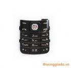 Phím Nokia 8600 Luna Màu Đen KeyPad