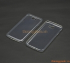 Ốp lưng silicon cho Samsung On5 2016, Samsung G5700 _ ultra thin soft case