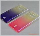 Ốp lưng Samsung Note 8/ N950 (màu sắc, hiệu Baseus, Glaze Case)