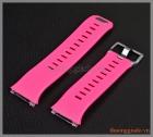 Dây đồng hồ Fitbit Ionic (cao su, màu hồng)
