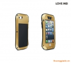 Ốp lưng chống sốc iPhone 5/ iPhone 5s/ iPhone SE, hiệu LOVEMEI POWERFUL