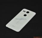 Nắp lưng (nắp đậy pin) LG Google  Nexus 5X Màu Trắng Original Back Cover