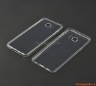 Ốp lưng silicon trong suốt Samsung Galaxy C7 (Ultra Thin Soft Case)