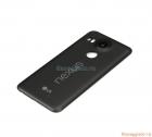 Nắp lưng (nắp đậy pin) LG Google  Nexus 5x Màu Đen Original Back Cover
